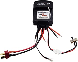Blomiky 9125 Electronic Speed Controller with Switch Assembly Accessory Spare Parts 25-ZJ07 for 9125 RC Car 9125 ESC