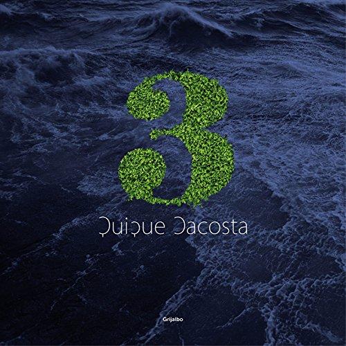 3. Quique Dacosta: (Edición bilingüe Castellano-Inglés) (Spanish and English Edition)