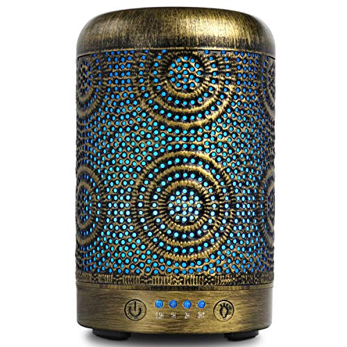 Odoga - Essential Oil Diffuser 500mL Decorative