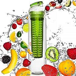 Trinkflasche für Fruchtschorlen