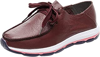 rismart Donna Sneaker Casual Leggero Passeggio Fitness Scarpe da Ginnastica