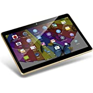 YELLYOUTH Unlocked Tablet Android 10 inch with Sim Card Slot 64GB ROM 4GB RAM Octa Core...