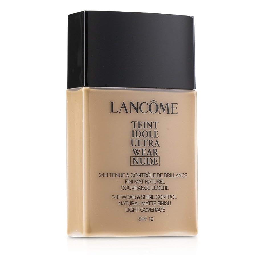 スーダンアレルギー性蛾ランコム Teint Idole Ultra Wear Nude Foundation SPF19 - # 055 Beige Ideal 40ml/1.3oz並行輸入品