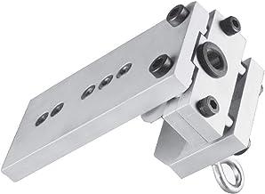 Boorband/boorhulp van aluminium voor sokkel-hoogteverstelling (diameter Ø 12 mm hoogte 52-70 mm)