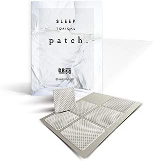 Dr. Steven Gabriel | Sleep Patch | Highest Potency | Medical Grade | Valerian Root | Hops | Melatonin | 5-HTP |- Qty 30