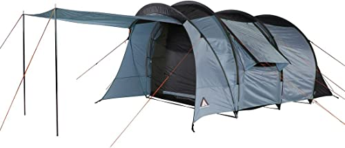 10T Outdoor Equipment Paris 4Tente, Bleu, 450x 260x 200cm