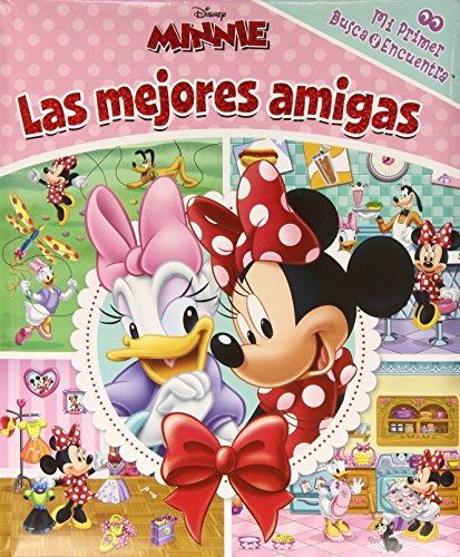 Minnie Mouse. Mi Primer Busca Y Encuentra (M1LF)