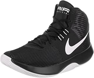 a2a55fb2b1824 Nike Mens Air Precision Fabric Hight Top Lace Up Basketball Shoes
