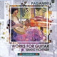 パガニーニ:ギター作品集(フィヒトナー)