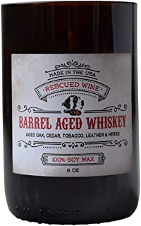 Barrel Aged Whiskey Soy Candle