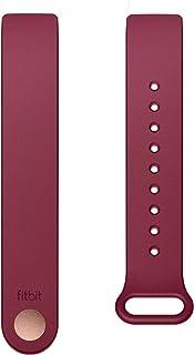 Fitbit フィットビット Inspire/Inspire HR専用 クラシックリストバンド Sangria サングリア Sサイズ【日本正規品】 FB169ABBYS