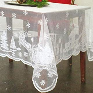 Asunflower Holiday Tablecloths Rectangle 60