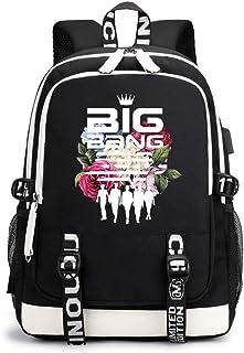 Big Bang Mochila Casual Bolsa para Deportes al Aire Libre Mochila para Portátiles Ordenador Portátil Mochila de Viaje para Mujeres y Hombres