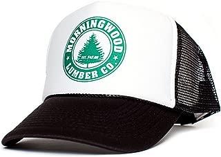 Morning Wood Lumber Co Established 7:45 AM Funny Unisex Adult One-Size Hat Cap Multi