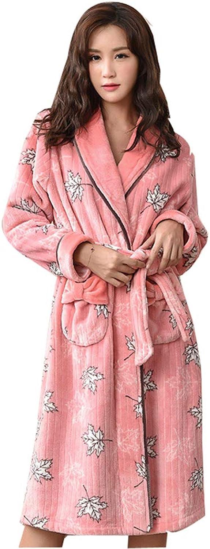KAOKAOO Womens Hooded Fleece Robes Plush Comfy Soft Warm