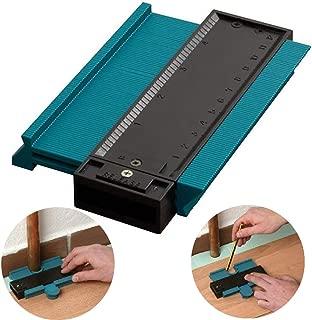 Contour Gauge Edge Shaping Measure Ruler Contour Duplicator for Tiling Laminate Woodworking Practical Tool