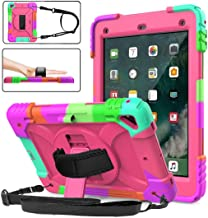 LEDNICEKER iPad 6th/5th Generation Case for Kids, iPad Air 2 Case, iPad 9.7 Case 2018/2017, Heavy Duty Rugged Protective C...
