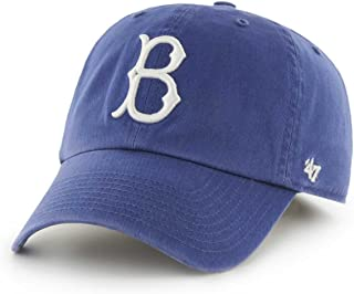 e23df13b0e30ce '47 Los Angeles Brooklyn Dodgers Cooperstown Royal Clean UP Clean UP. '