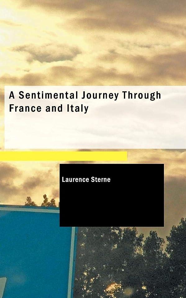 スカウト癌遅れA Sentimental Journey Through France and Italy