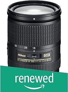 Nikon AF-S DX NIKKOR 18-300mm f/3.5-5.6G ED VR Lens (Refurbished)