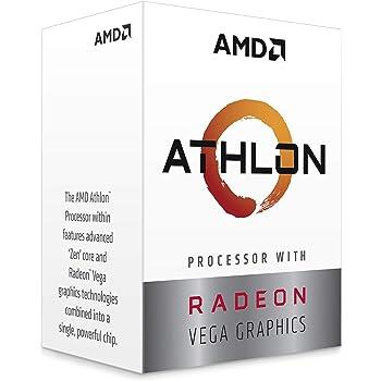 Amazon Com Amd Athlon 220ge With Radeon Vega Graphics Processor Computers Accessories