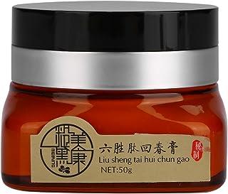 Crema para el cuidado facial crema para la cara antiarrugas apriete la reducción de arrugas en la frente humectante par...