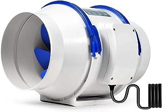 Hon&Guan Ventilador Extractor de Conducto en Línea para