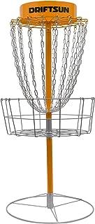 Driftsun Typhoon Portable Disc Golf Basket Goal, Heavy Duty Frisbee Target, Steel
