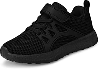 domirica Kids Sneakers Breathable Athletic Running Shoes