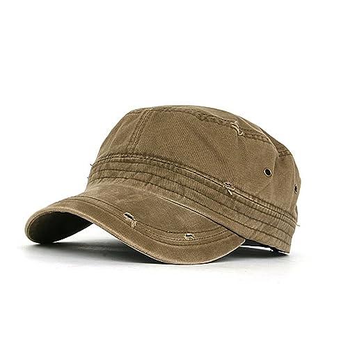 e1dabb776c0 myglory77mall Patrol Combat Army Hat Cadet Military Baseball Sport Cap plain
