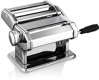 comprar comparacion Sailnovo Máquina para Hacer Pasta Fresca Máquina de Cortar Pasta Acero Inoxidable Máquina de Cocina en Casa Máquina para H...