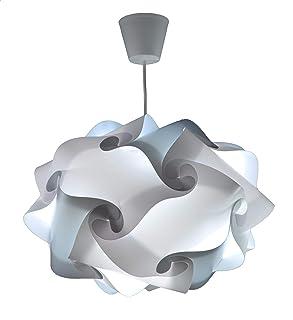 CREATIV LAMP - Suspension Luminaire   Abat-Jour à Suspendre au Plafond   Pour Décoration Salon, Chambre Enfant, Ado, Adult...