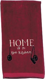 Kay Dee التصميمات وبري مطرز من القطن منشفة مطبخ ، يوجد في المنزل
