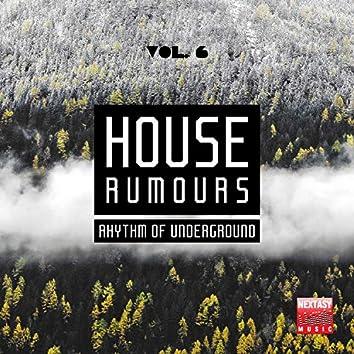 House Rumours, Vol. 6 (Rhythm Of Underground)