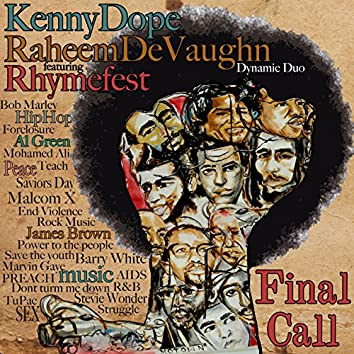 Final Call (Kenny Dope House Mix)