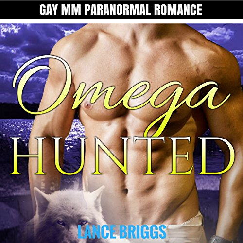 Omega Hunted audiobook cover art