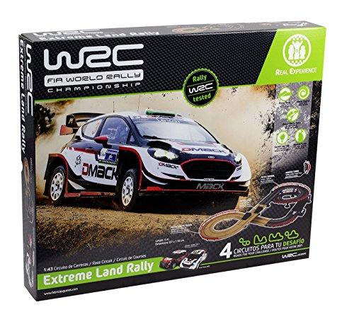 WRC Extreme Land Rally, Color Negro (Fábrica De Juguetes 91001.0)