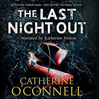 The Last Night Out audiobook cover art