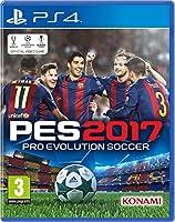 Pro Evolution Soccer 2017 (PS4) (輸入版)