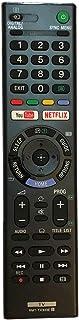 Control Remoto Compatible para Sony KD65XE7096 Televisión/TV