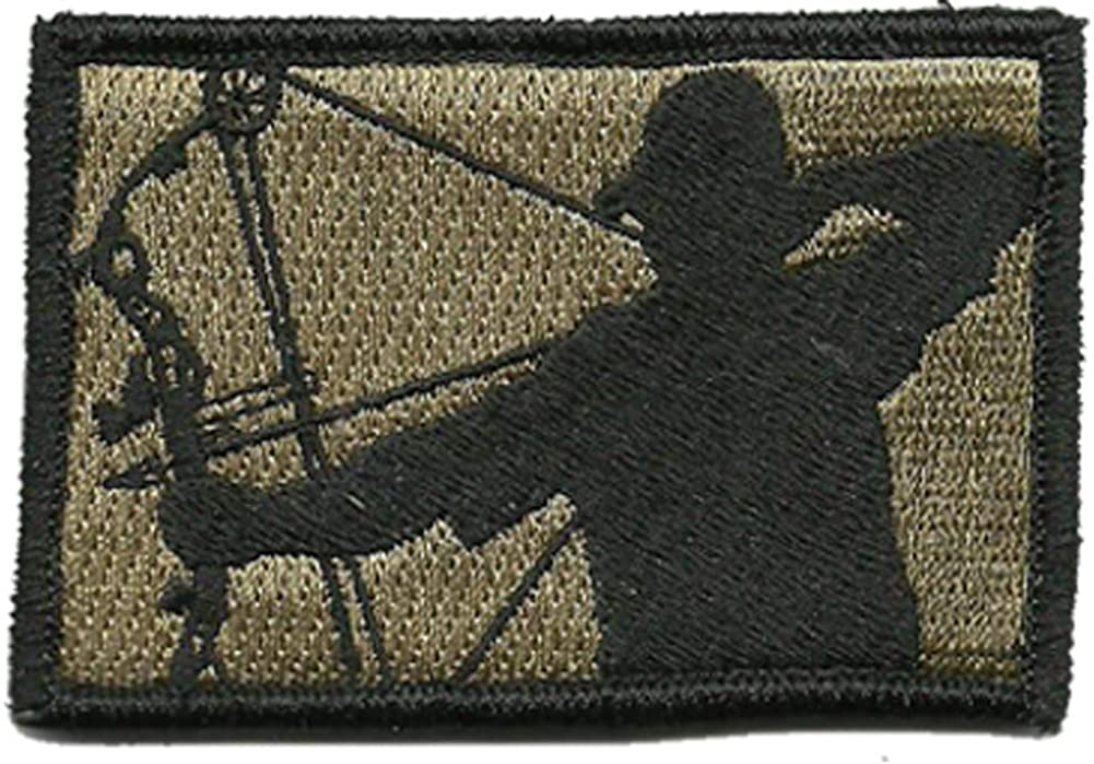 Tactical Max 80% OFF Wholesale Bowhunter Patch - View Colors