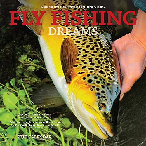 Flyfishing Dreams - Fliegenfischen 2019 - 16-Monatskalender: Original BrownTrout/Wyman Publishing-Kalender [Mehrsprachig] [Kalender]