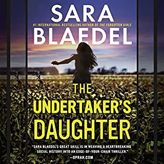 The Undertaker's Daughter                   By:                                                                                                                                 Sara Blaedel                               Narrated by:                                                                                                                                 Molly Parker Myers                      Length: 8 hrs and 39 mins     17 ratings     Overall 3.2