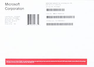 Microsoft Server 2019 User CAL 5pk