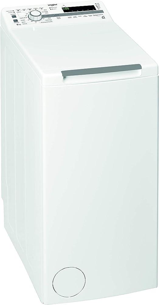 Whirlpool,lavatrice a carica dall`alto, a libera installazione, a+++-10%, 6kg, 1200 giri/min 8003437046179