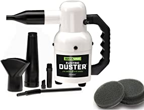 Bonus - Includes 3 Extra Filters - Metro DataVac Electric Duster - 500-Watt Motor - Model ED500P Computer - Electronics Duster- Made In The USA