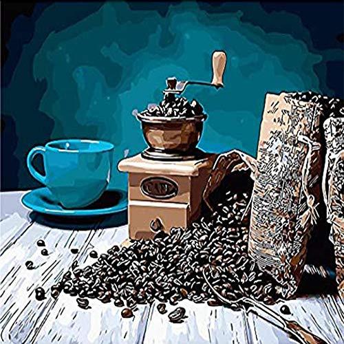 ▶ Molinillo De Cafe Dibujo
