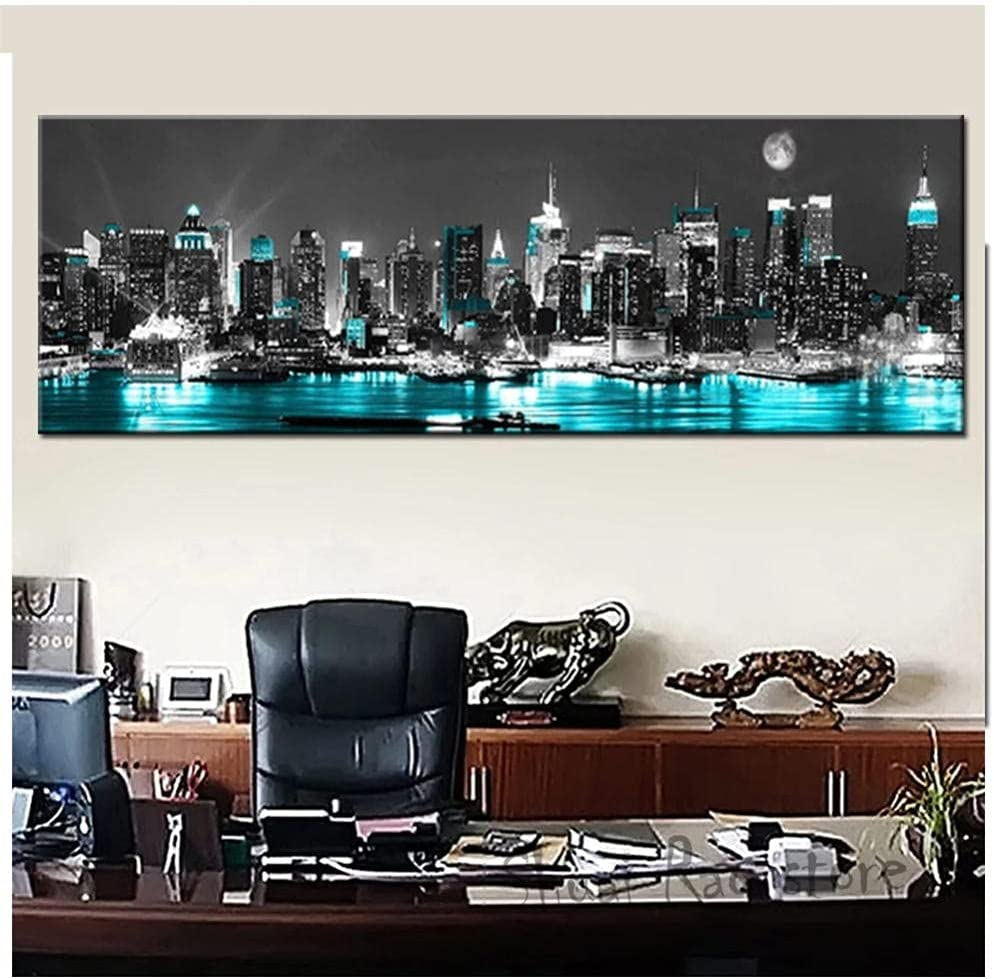 DIY 5D Diamond Painting by Number Landscape New City NEW Houston Mall York Kits