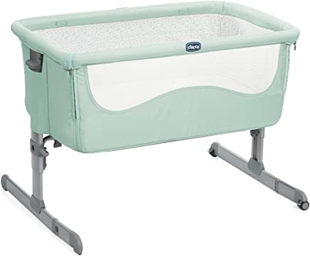 Chicco Next 2 Me Co Sleeping Crib Dusty, Green