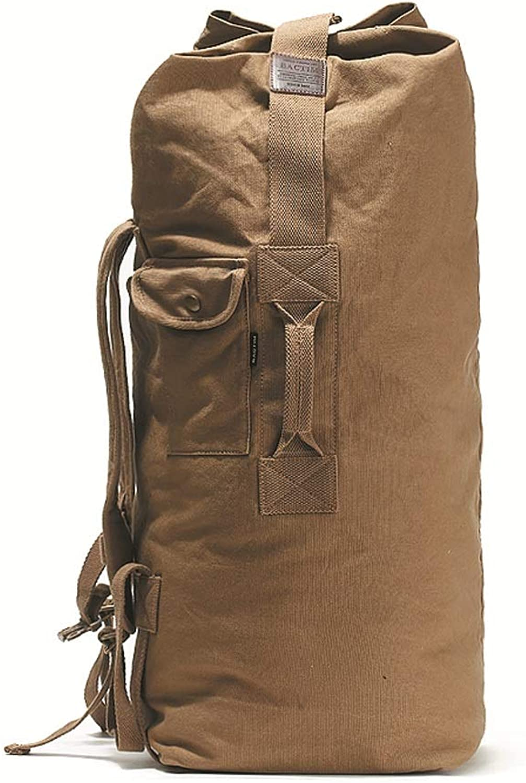 58L Outdoor Bergsteigenbeutel Männer Rucksack wasserdicht und und und tragbar Rucksack (Khaki) B07GVKM7NX  Spezielle Funktion ce16c8